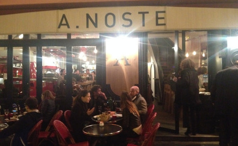 A Noste, Bar à tapas, 2nd round - Paris 2ème | miam! | Scoop.it