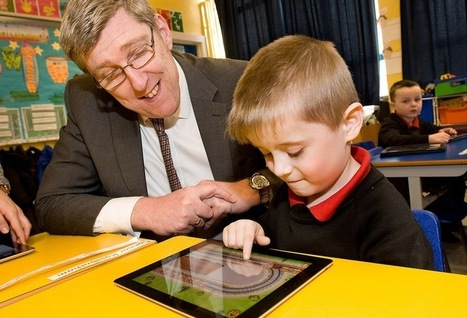 Why most K-12 schools aren't ready for the iPad revolution | Blended classroom | Scoop.it