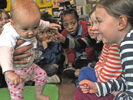 Can babies help reduce violence and bullying in primary-school children? - The Independent | BED 403 - Bullying | Scoop.it