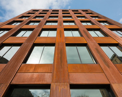 Largest mass timber building in U.S. opens tomorrow in Minneapolis | The EcoPlum Daily | Scoop.it