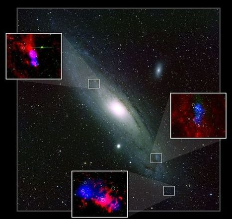 Astrochemists Trying To Decipher Mystery Molecules Discovered in Distant Galaxies | Amazing Science | Scoop.it