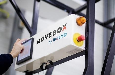 Balyo lève 10 millions d'euros pour rendre autonome plus de chariots d'entrepôts | Robolution Capital | Scoop.it