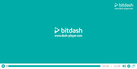 Introduction to bitdash MPEG-DASH HTML5 Video Player | Video Marketing | Scoop.it