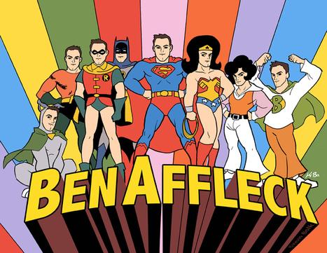 All-Ben Affleck Justice League | Comic Books, Video Games, Cartoons | Scoop.it