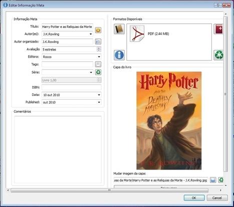 Tutorial convertendo pdf para ePub com Calibre – iHelp BR   Litteris   Scoop.it