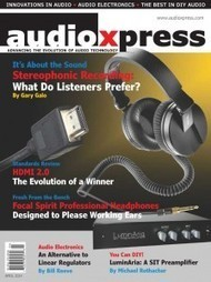 The April 2014 Issue of audioXpress is Now Online | audioXpress | Audio Voice | Scoop.it