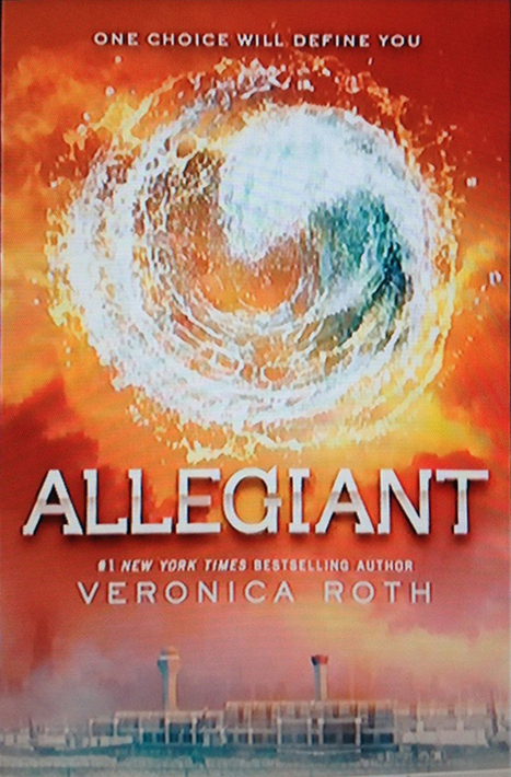 Reading For Sanity : A Book Review Blog: Alligiant - Veronica Roth | Divergent Classrooms & Libraries | Scoop.it