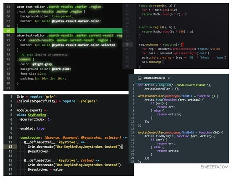Cómo configurar Atom Editor (y sus mejores plugins) | Emezeta | Aprendizaje de programación | Scoop.it
