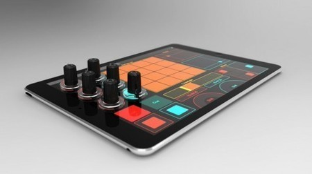 Tuna Knobs turns tablets into mobile DJ stations | GizMag.com | Digital Media Literacy + Cyber Arts + Performance Centers Connected to Fiber Networks | Scoop.it
