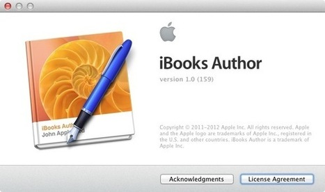 iPhone Support For Ebooks Created In iBooks Author Might Be On ... | ibook | Scoop.it