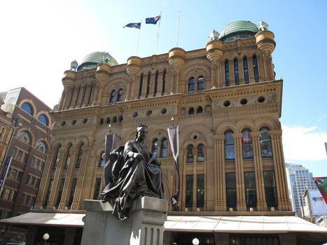 Queen Victoria Building - Trip planning and timeschedule | Online Travel Planning | Travel Deals | World Travel Updates | Scoop.it