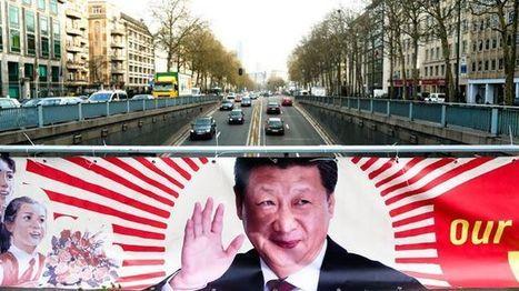 Protest tegen bezoek van Chinese president | Actualiteit | Scoop.it