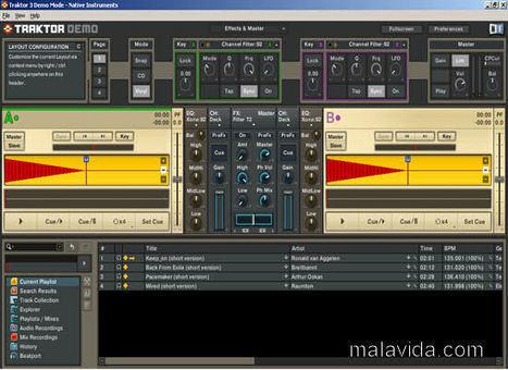 Traktor DJ Studio | MUZYKA - edycja, konwersja, tworzenie | Scoop.it