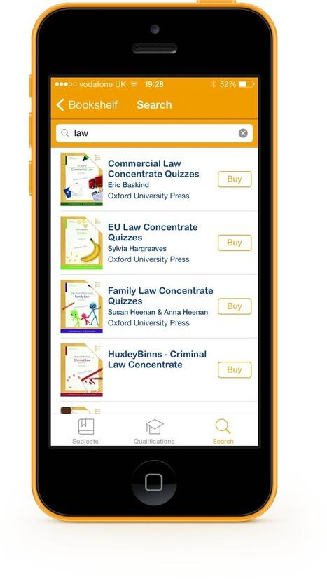 Gojimo - Plataforma de aprendizaje en el celular/Móvil   Educacion, ecologia y TIC   Scoop.it
