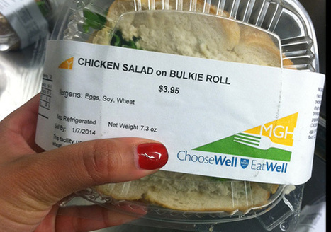 Color-coded labels, healthier food | Heart and Vascular Health | Scoop.it