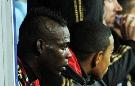 Quando il campione piange. Lacrime di delusione, rabbia e voglia di ripartire   Milanista X Sempre   Scoop.it