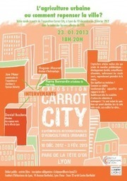 L'agriculture urbaine ou comment repenser la ville? | Rumor | Urban Greens Watch | Scoop.it