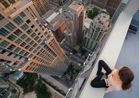 Exhilarating Shots of Thrill-Seekers on the Edge of Rooftops | DSLR Video | Scoop.it