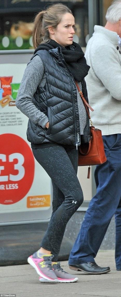 Pregnant Kim takes her bump to Pilates classes. | London Pilates Studio | Scoop.it