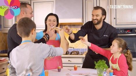 Tassimo et Cyril Lignac chez vous pour le petit déj' ! | Id marketing cuisine | Scoop.it