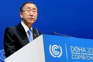 Extreme weather the 'new normal', UN chief says (Raising the white flag too early?)   Yan's Earth   Scoop.it