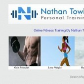 Infographic: Online Fitness Training By Nathan Towel   Infogram   Personal Training  in South East London   Scoop.it