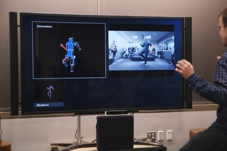 The all-seeing Kinect: tracking my face, arms, body, and heart on the Xbox One | Technoculture | Scoop.it
