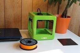Une imprimante 3D « low cost » fait un carton sur Kickstarter | 3D | Scoop.it