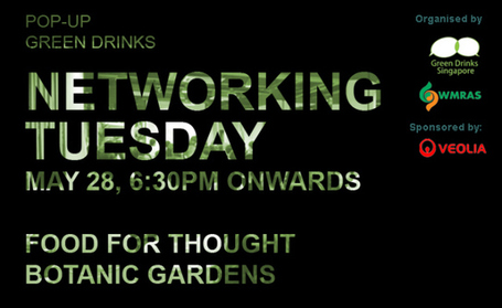 Pop-Up Green Drinks Networking Tuesday! | Trends in Sustainability | Scoop.it