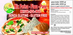 NUOVE MISCELE FARINE PER PANE & PIZZA SENZA GLUTINE | Marketing & Vendite Alimenti Senza Glutine | Scoop.it