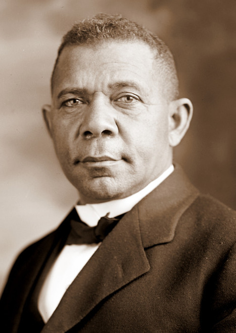 The Daily Multiracial - Booker T. Washington | Mixed American Life | Scoop.it