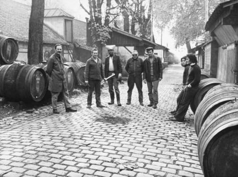Bercy vu par Doisneau : l'Histoire du vin à Paris. | Vos Clés de la Cave | Scoop.it