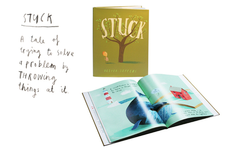 Stuck | Black-Eyed Susan Picture Books 2014-15 | Scoop.it