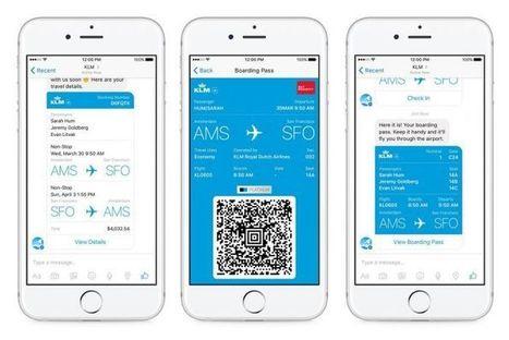 KLM social boss anticipates death of company websites as it turns focus to chat apps | The Drum | Le Oueb c'est bien. | Scoop.it