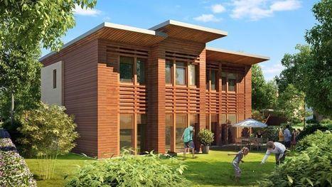 Ces nouveaux logements qu'onmodule à l'envi | Déco & tendances contemporaines | Scoop.it