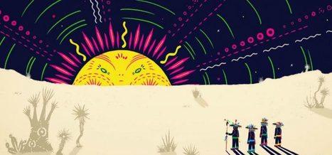 13 cuentos animados en distintas lenguas indígenas (Videos) - Más de México   Educacion, ecologia y TIC   Scoop.it