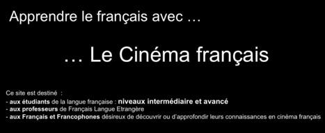 Apprendre le francais avec le cinema francais - Isabelle Servant | L'enseignement dans tous ses états. | Scoop.it