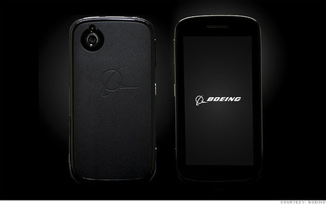 Boeing to sell phone that can self-destruct | The Global TEM market | Scoop.it