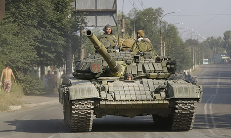 Russia and Ukraine ministers to meet in Berlin for ceasefire talks | Politics economics and society | Scoop.it
