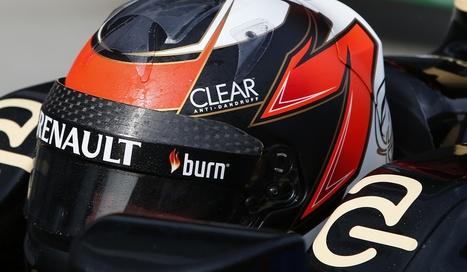 Lotus F1 Team - Exclusive content right from the heart of the F1 action :: Kimi Räikkönen on the Chinese Grand Prix | Kimi Raikkonen - Iceman | Scoop.it