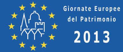 28 - 29 SETTEMBRE: GIORNATE EUROPEE DEL PATRIMONIO | Linea Amica Press | Scoop.it