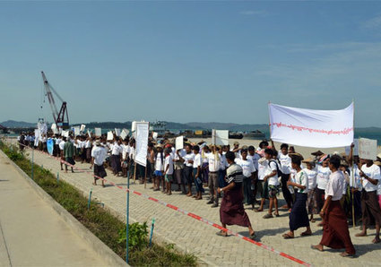 RNDP: blame government, not China - The Myanmar Times - Myanmar Times | observaciones de realidad china | Scoop.it