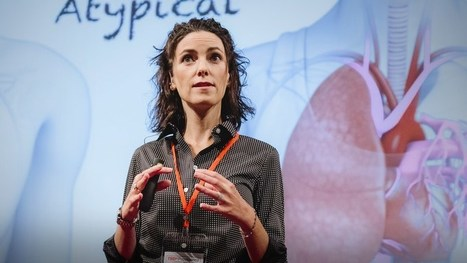 Alyson McGregor: Why medicine often has dangerous side effects for women | TED Talk | TED.com | VISUAL PROSPERITY by Cynthia Bluenscottish Ross | Scoop.it