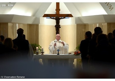 Pope: wealth that is not shared generates corruption | Global Corruption | Scoop.it