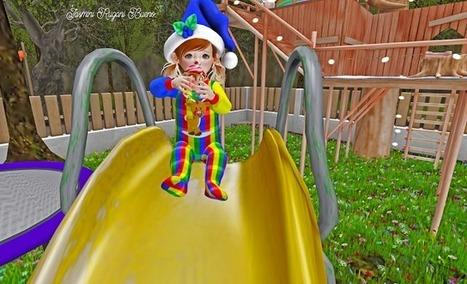 Florzinha #0101   亗 Second Life Kids Lookbook 亗   Scoop.it