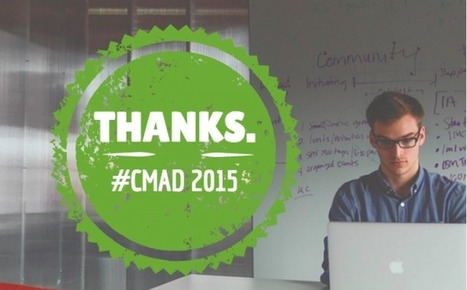 Thank You, Community Managers! #CMAD | Community Managers | Scoop.it