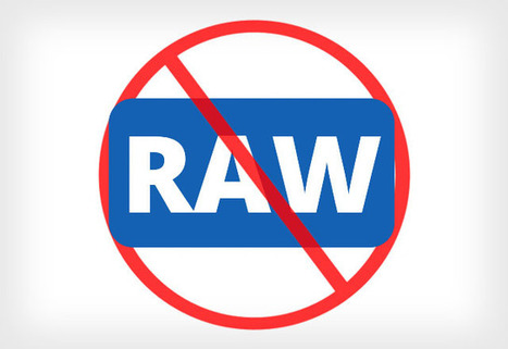 Reuters Issues a Worldwide Ban on RAW Photos | xposing world of Photography & Design | Scoop.it