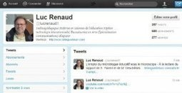 Pour une application pédagogique réussie de Twitter | elearning : Revue du web par Learn on line | Scoop.it