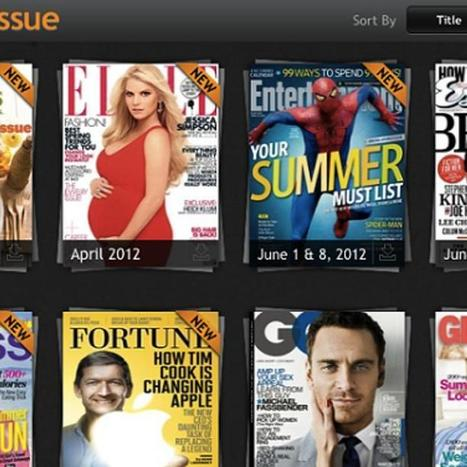 All-You-Can-Read Magazine Subscription App Launches on iPad | Publishing 3.0 | Scoop.it