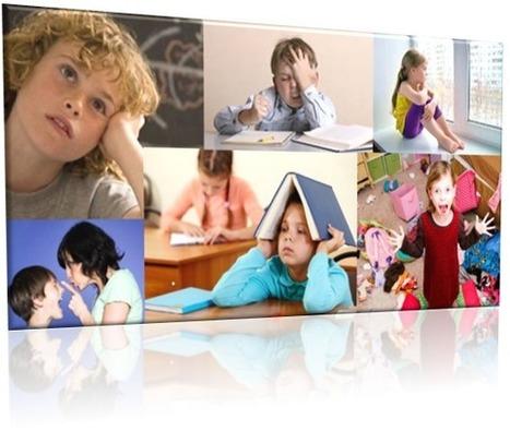 Qué es Déficit de Atención o TDAH - BrainClue | Impacto TIC en Educación | Scoop.it
